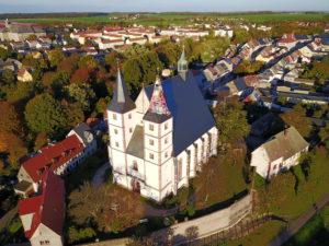Bild der Nikolaikirche Geithain