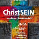Plakat Gemeindebibeltag 2018